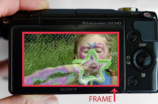 camera-FRAME